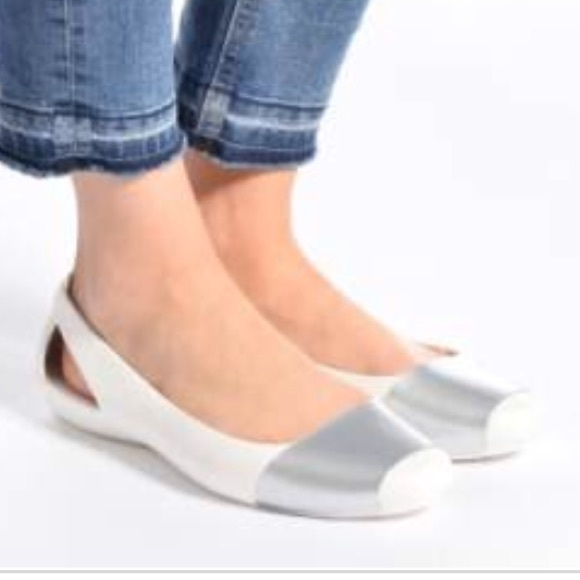 CROCS Shoes | Nwt Crocs Sienna Shiny